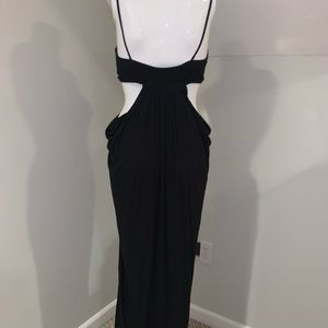 ASOS Dresses - Black maxi dress
